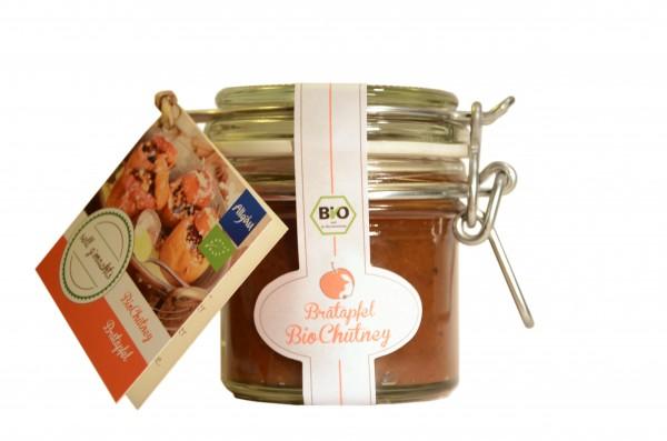 Bratapfel Bio-Chutney