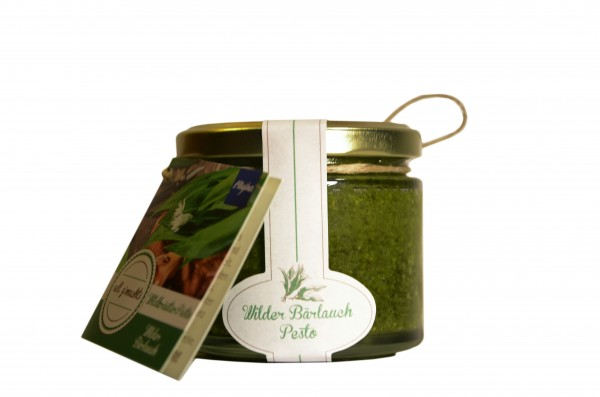 Wilder Bärlauch Pesto