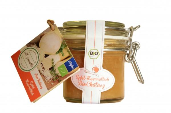 Apfel-Meerrettich Bio-Chutney