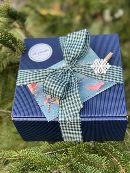 Geschenkschachtel - Allgäuer Weihnachtsgrüßle