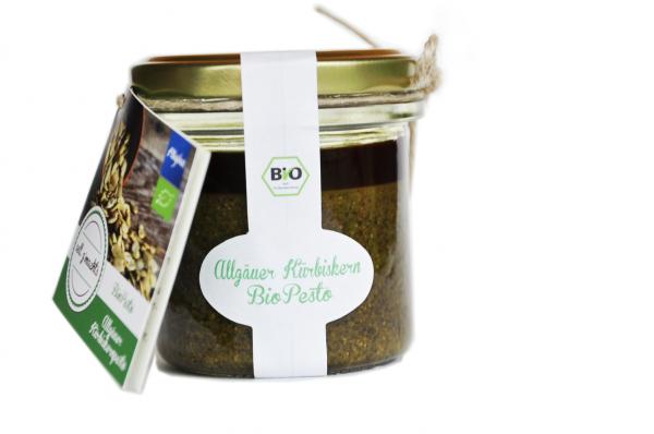 Allgäuer Kürbiskern Bio-Pesto